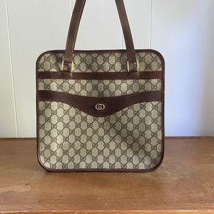Gucci Tote Bag Purse Vintage